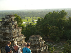 Sunset at Phnom Bakheng Angkor Thom - 05