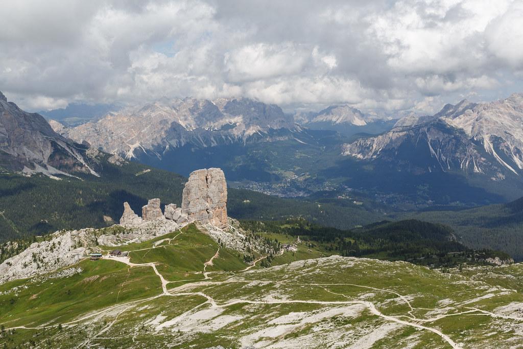 Dolomites hike