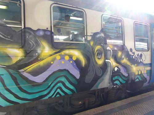 rome subway going to castel gandolfo