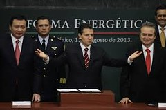energy reform in Mexico