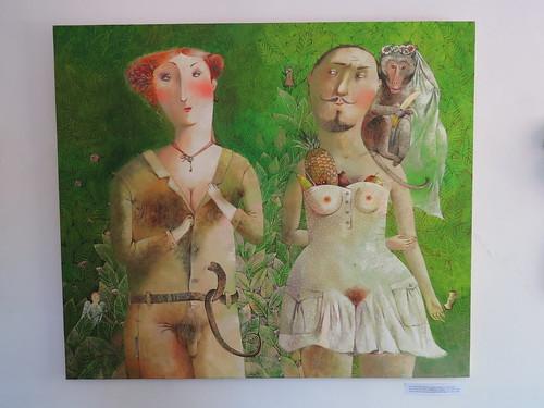 Anna Silivontshik (BEL): Forbidden Garden