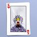Kopaz. posted a photo:Ilustração que foi para exposição #gameofthrones #illustration #card