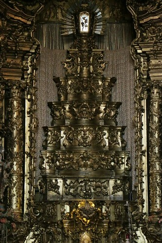 Chiesa dos Carmelitas: interni