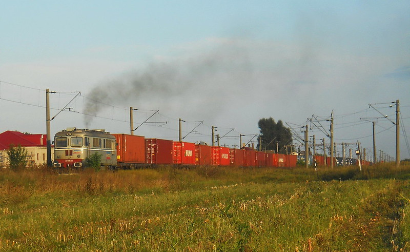 Freight train DA 1364