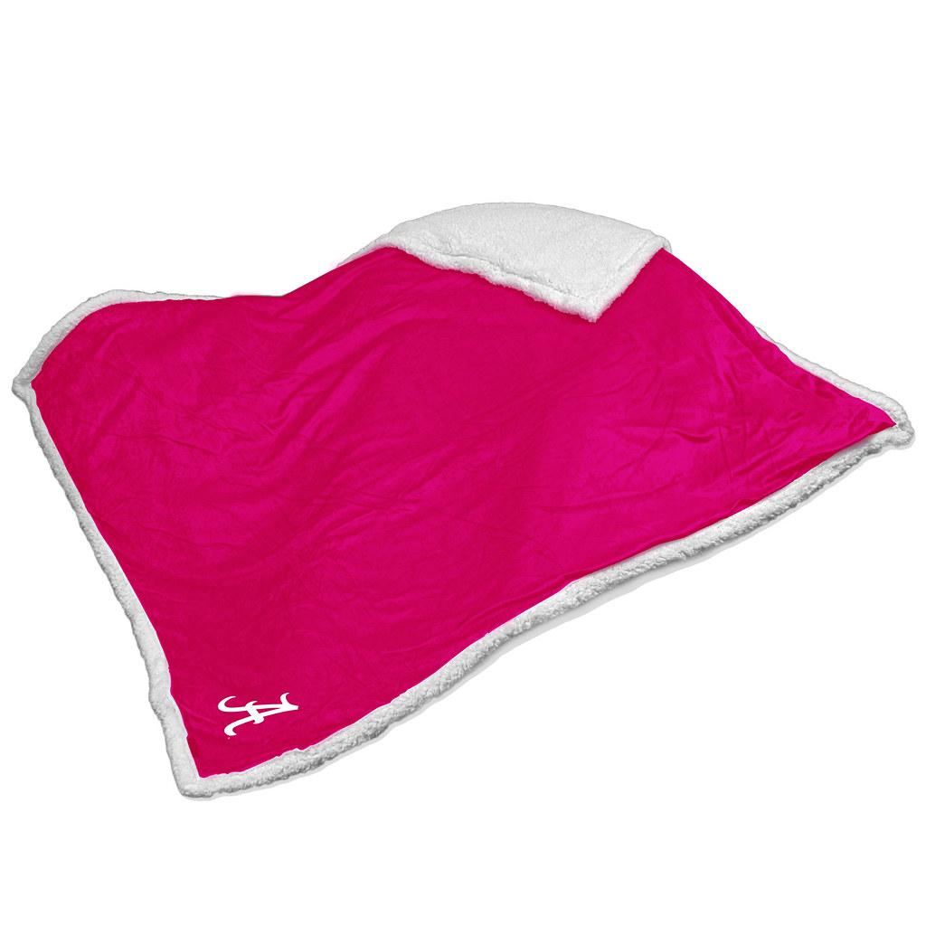 NCAA Sherpa Blanket
