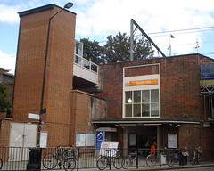 Picture of Gospel Oak Station