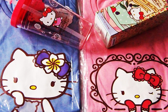 Hello Kitty Haul