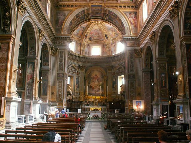 Titelkirche San Marcello al Corso - 05