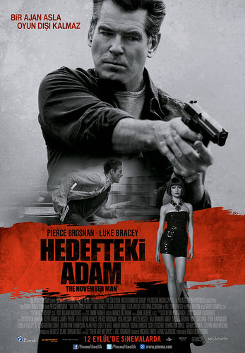 Hedefteki Adam - The November Man (2014)