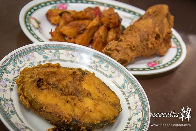 Hainan 7 Malay Food Fried Fish and Chicken
