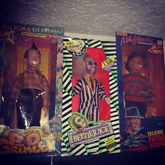 I never started out to collect all these 15 inch talking dolls from the #80s but I