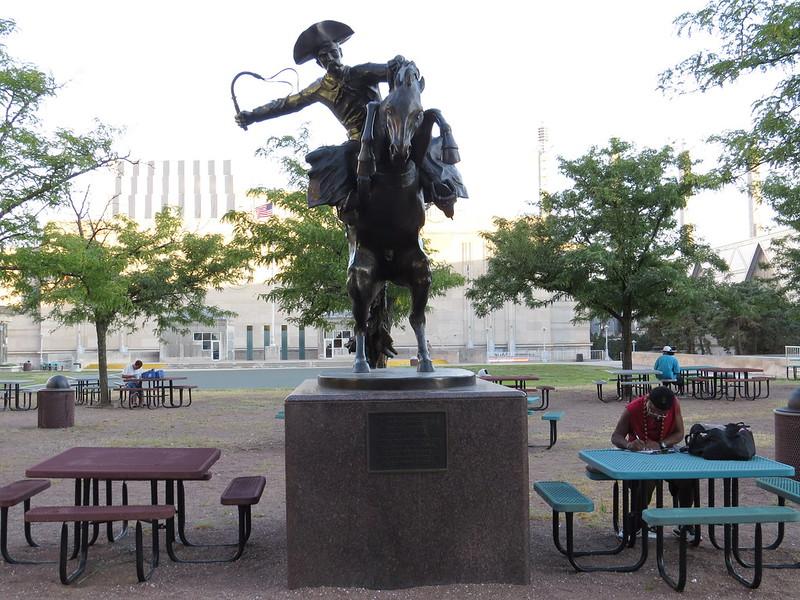 Barney Allis Plaza  Kansas City Missouri