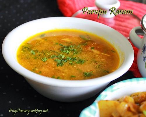 Parupu-Rasam