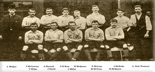 picture of Liverpool team c. 1892-93