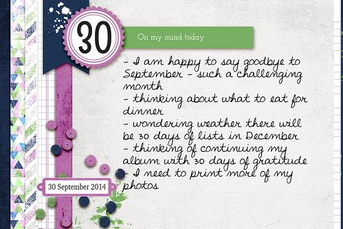 30dayslists-30