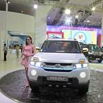Daihatsu SUV Concept (fascia)