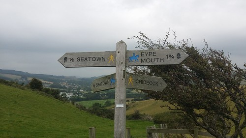 A simple, elegant signpost #SWCP #sh