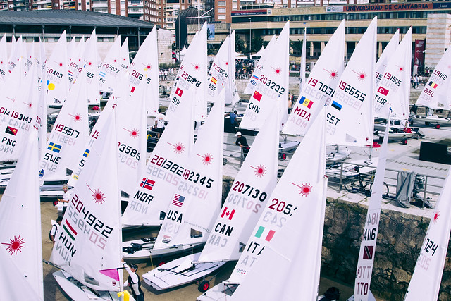 ISAF Sailing World Championships