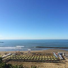#foto #visioni #mare #fotografia #buongiorno e mentre si va a lavoro ...