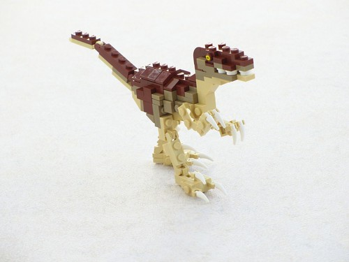Raptor -now with sickle claws