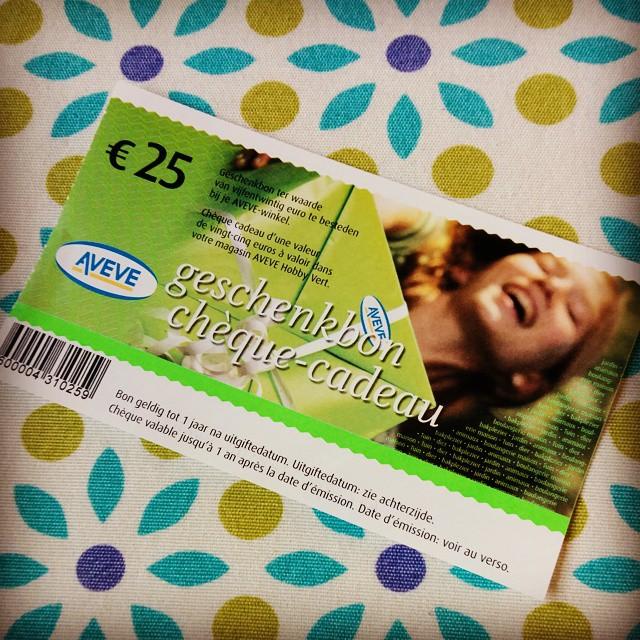 Woehoew!! Het ideale excuus om plantjes te gaan kopen :) #aveve