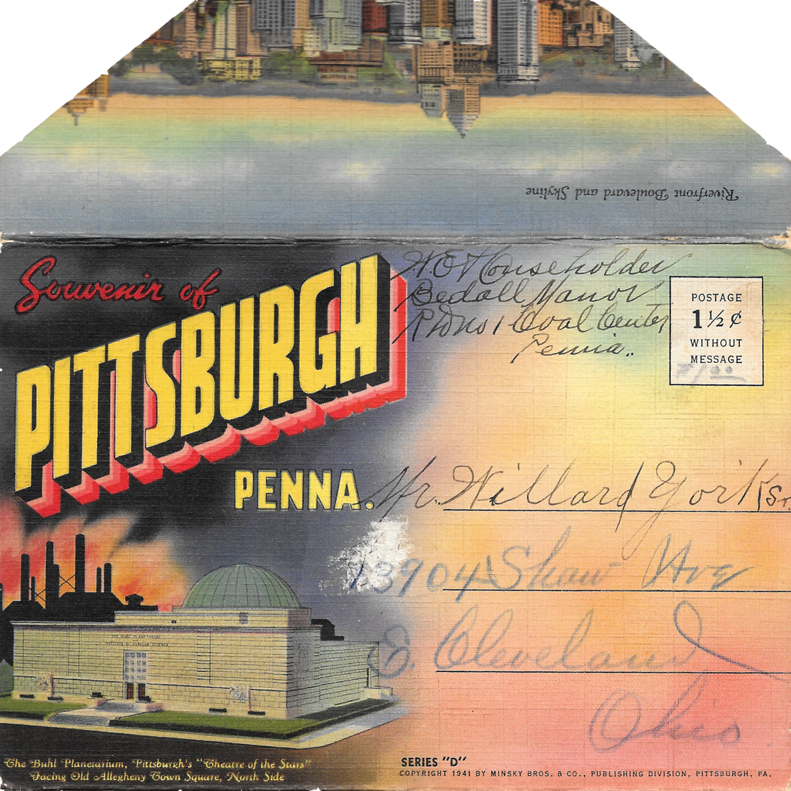 PittsburghIsCoolEnvelope