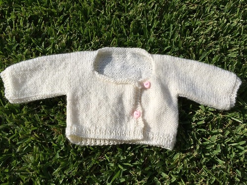 Sweater for Sarah Grace