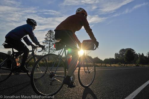 Cycle Oregon 2014 - Day 2-5