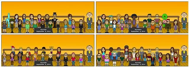 Comic Classrooms