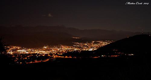L' Aquila By Night