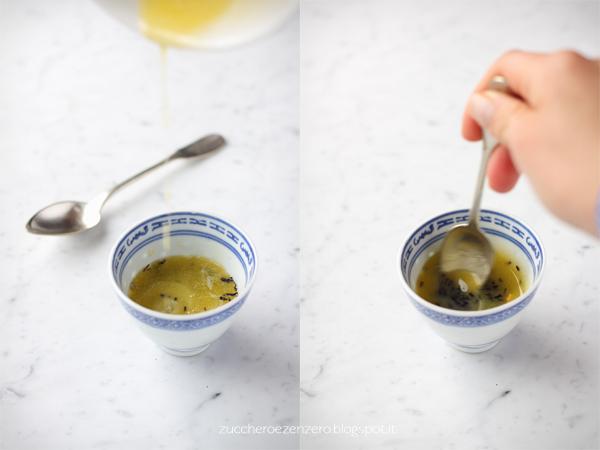 Carote arrostite al tè