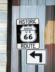 Historic Route 66 Kansas