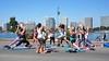 Yoga on Lakeshore