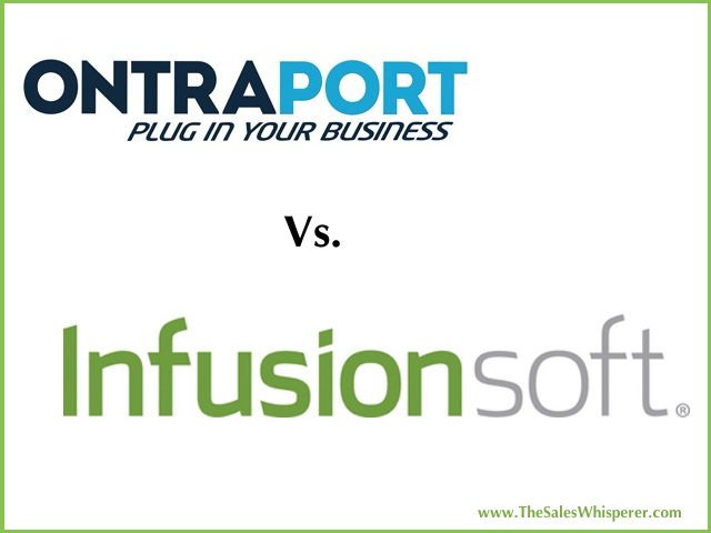 Ontraport vs Infusionsoft 2014