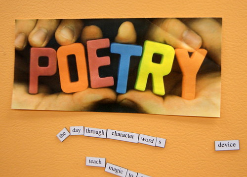 Poetry at The West End Branch Library (Washington DC)