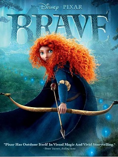 Brave (2012) - Công chúa tóc xù (2012)