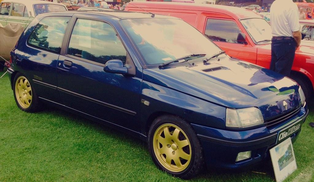 Historic Bedford Car Show