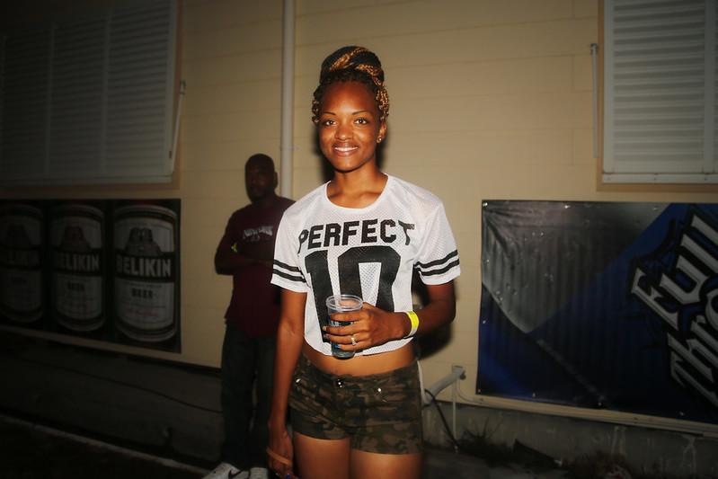 Belize Carnival 2014 - Wet Fete!