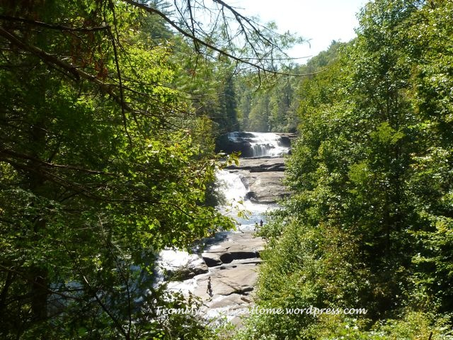 September 20 hike - Triple Falls