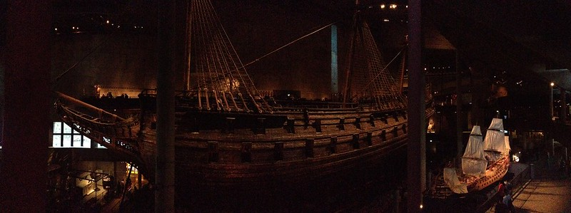 Vasa (the ship in the Vasa museum)