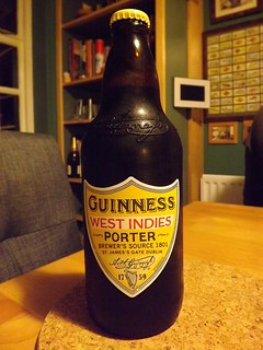 St. James's Gate (Diageo), Guinness West Indies Porter, Ireland