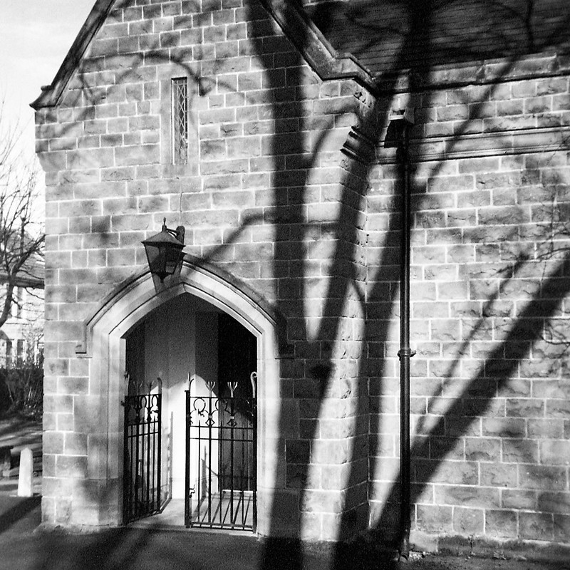 FILM - Shadows on the church