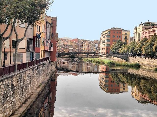 132 Girona river