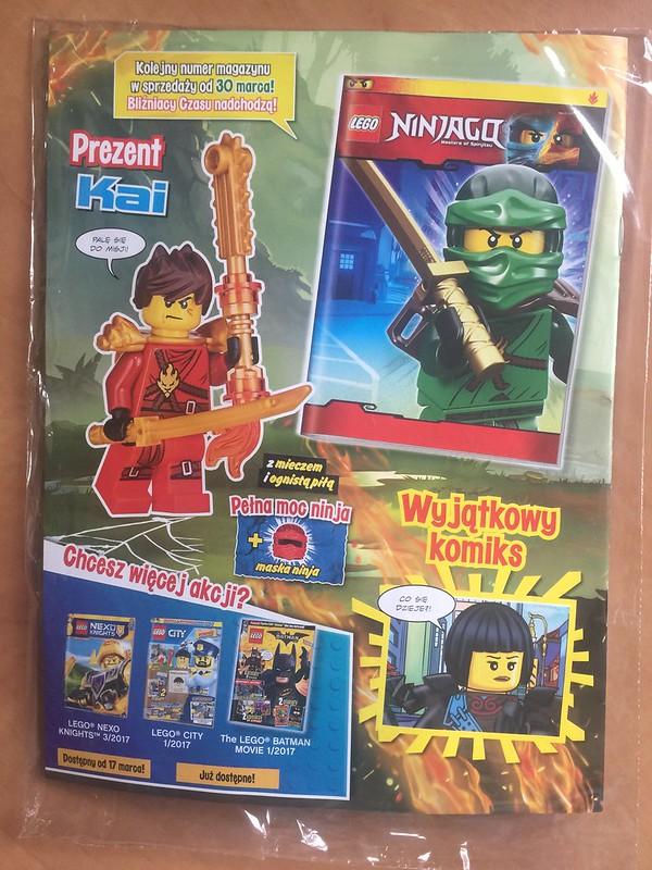 Magazyn Lego Ninjago 2.2017 2
