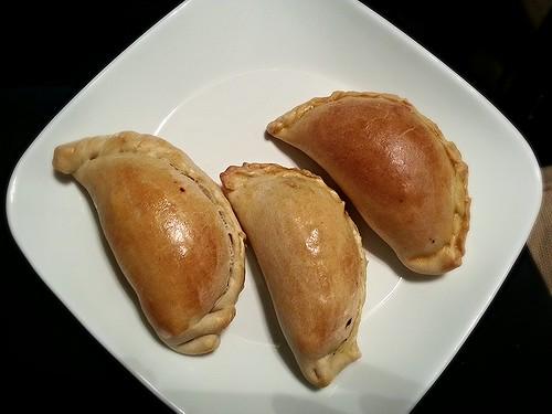 Argentinian Beef Empanadas