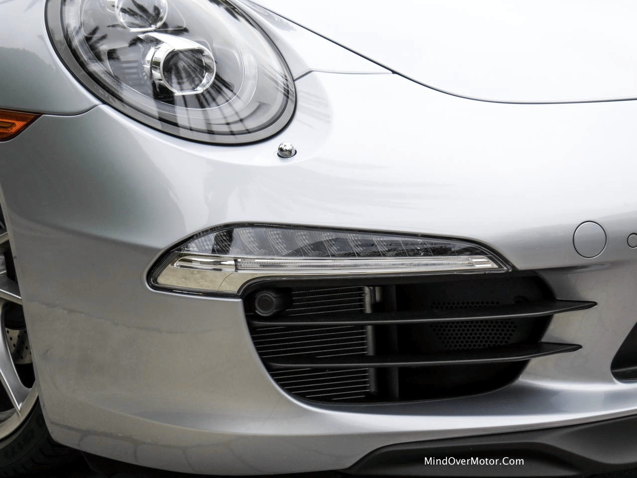 2014 Porsche 911 Carrera S Turn Signal