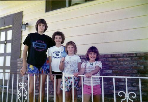 ca 1987 Porch