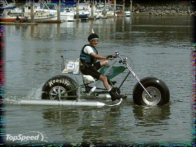 Водного мотоцикла своими руками