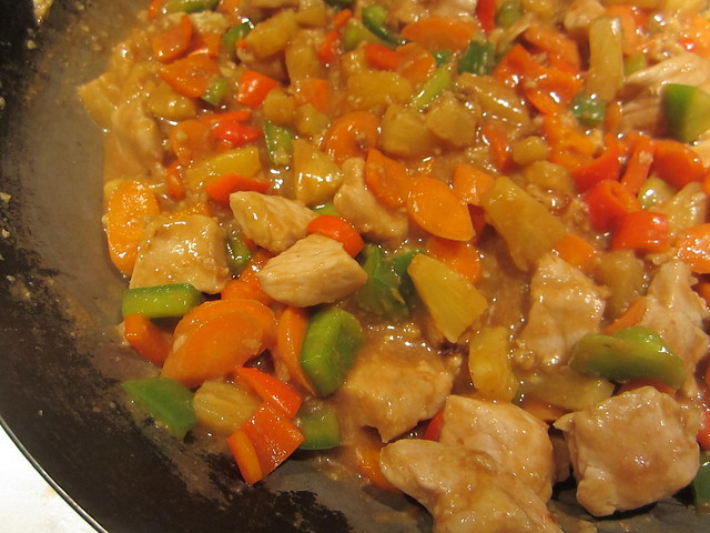 Homemade Sweet and Sour Pork