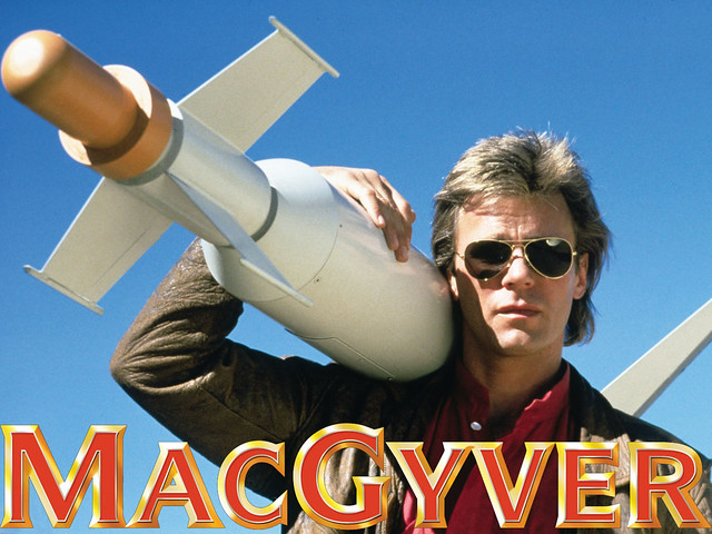 macgyver from Flickr via Wylio